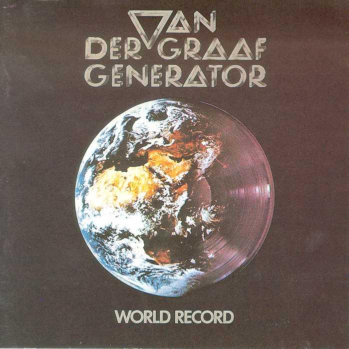 Исполнитель: Van Der Graaf Generator Альбом: World Record Страна: England Жанр: Art-Rock Год: 1976(2)...